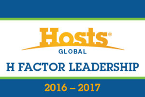 H Factor Leadership Award
