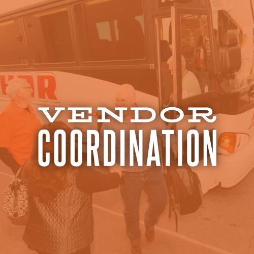 Vendor Coordination