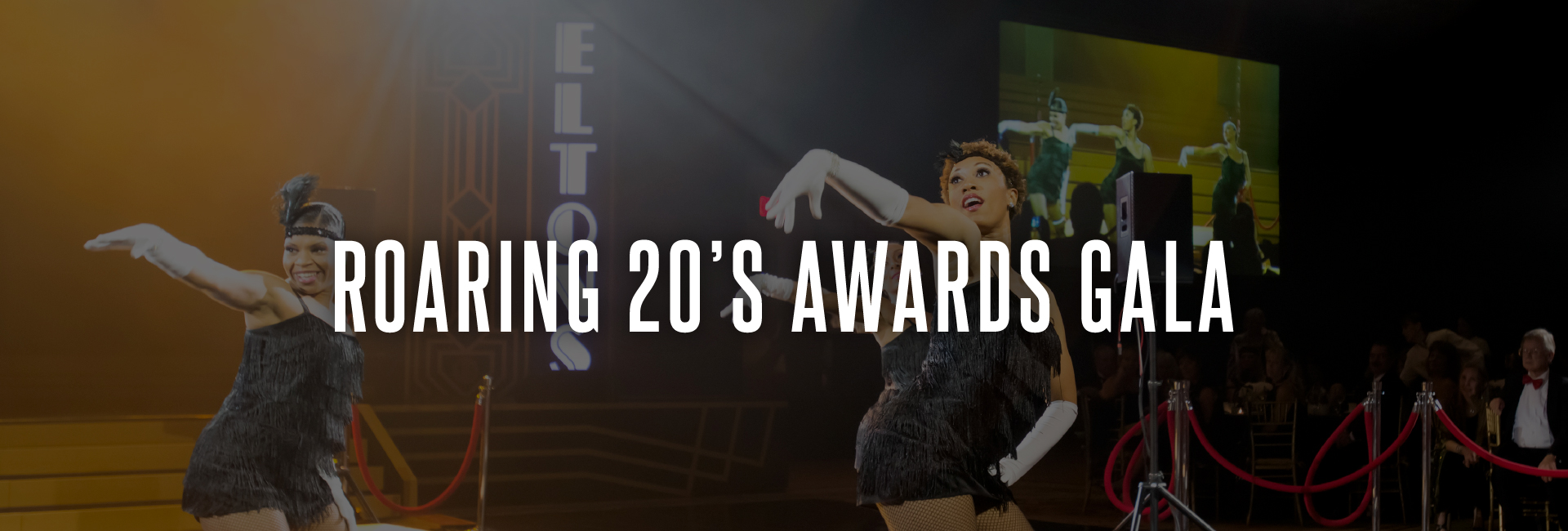 Roaring 20's Awards Gala