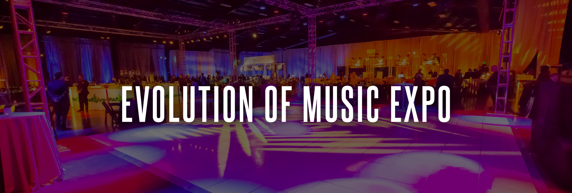 Evolution of Music Expo