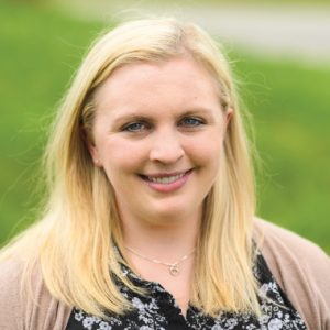 Katie Curtis, Senior Staff Accountant, Oak Ridge AMC